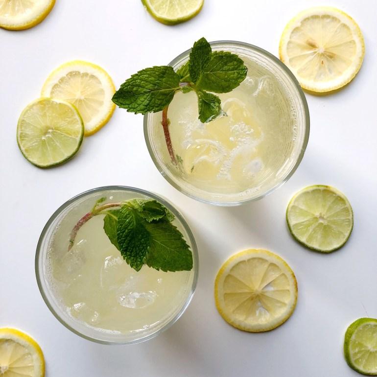 Apple Cider Citrus Fizz - Season & Serve Blog