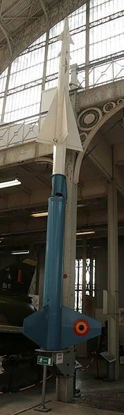 179px - Nike Ajax missile