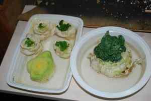 Wyzyrd: Bok Choy and Napa Cabbage