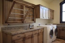 shower dryer built in