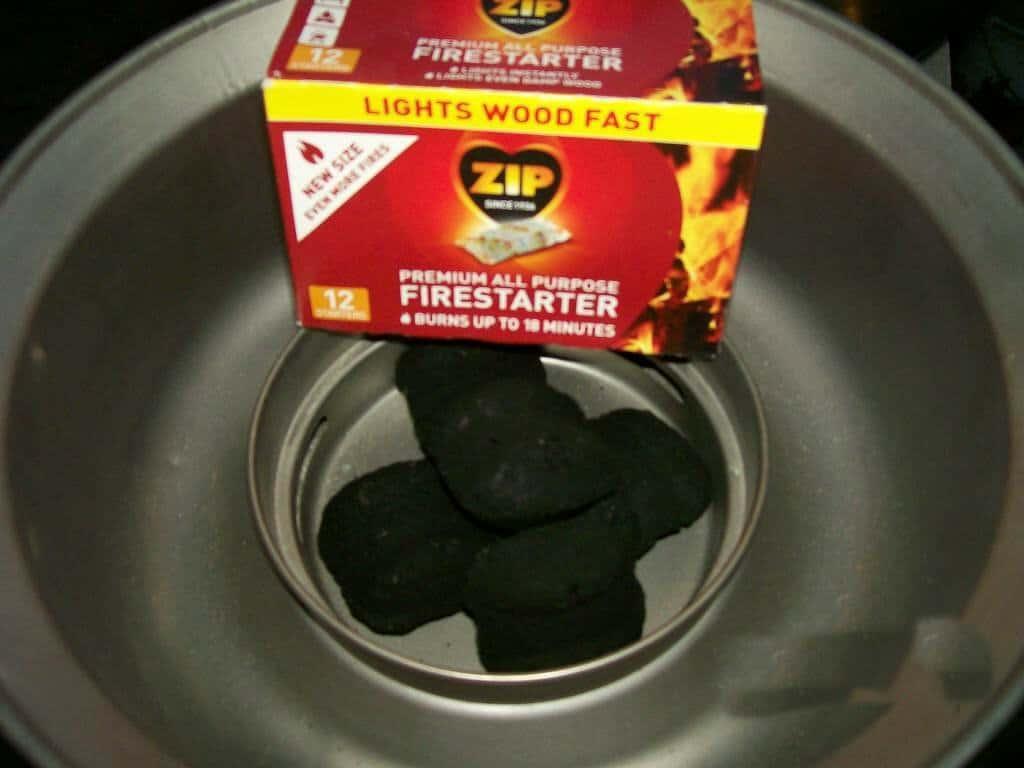 Cobb 5 briquettes