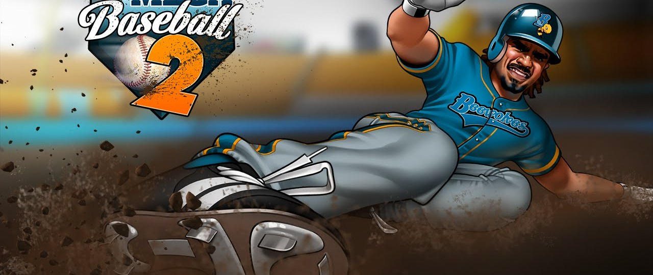 Super Mega Baseball 2 : Art Reveal and Release Window