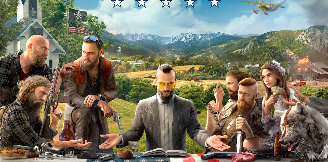 Far Cry 5 : Ubisoft Gives us a Glimpse of What to Expect