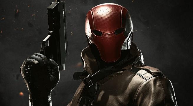 Injustice 2 : Red Hood Arrives Next Week