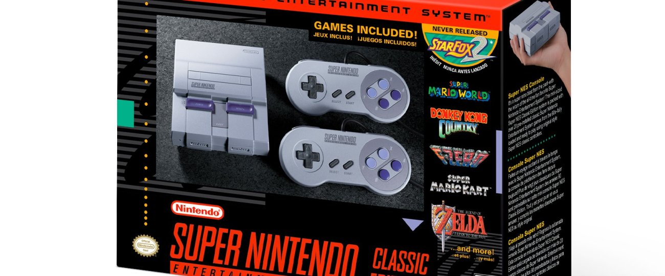 SNES Classic Pre-orders Coming in Late August