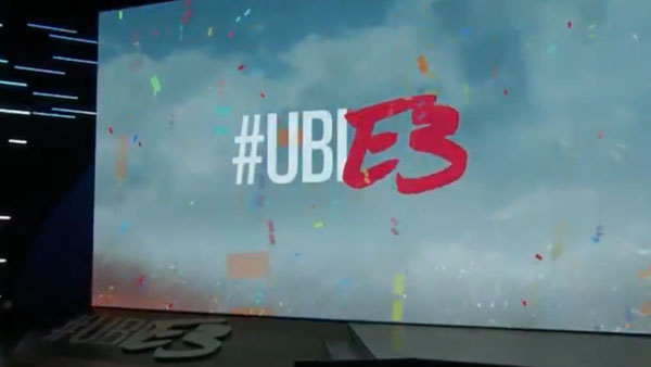 E3 : Ubisoft Conference Overview