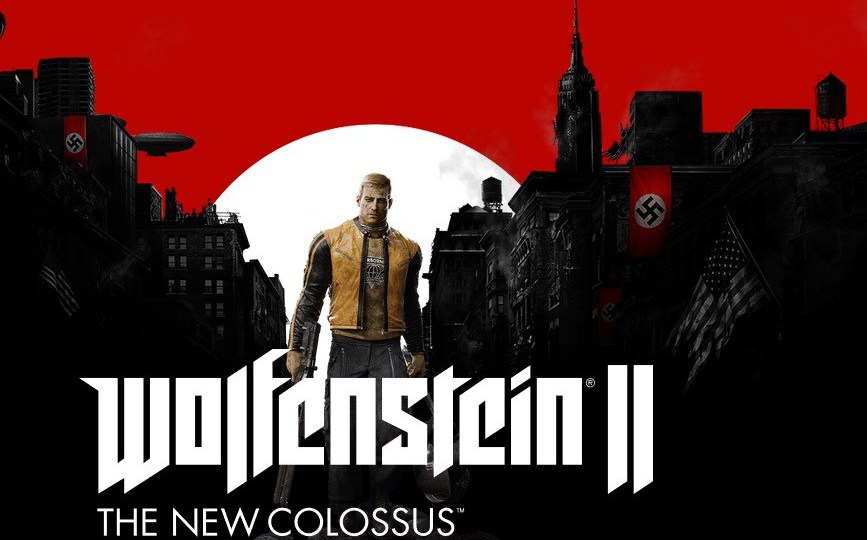 Wolfenstein 2 The New Colossus : German or Else Trailer