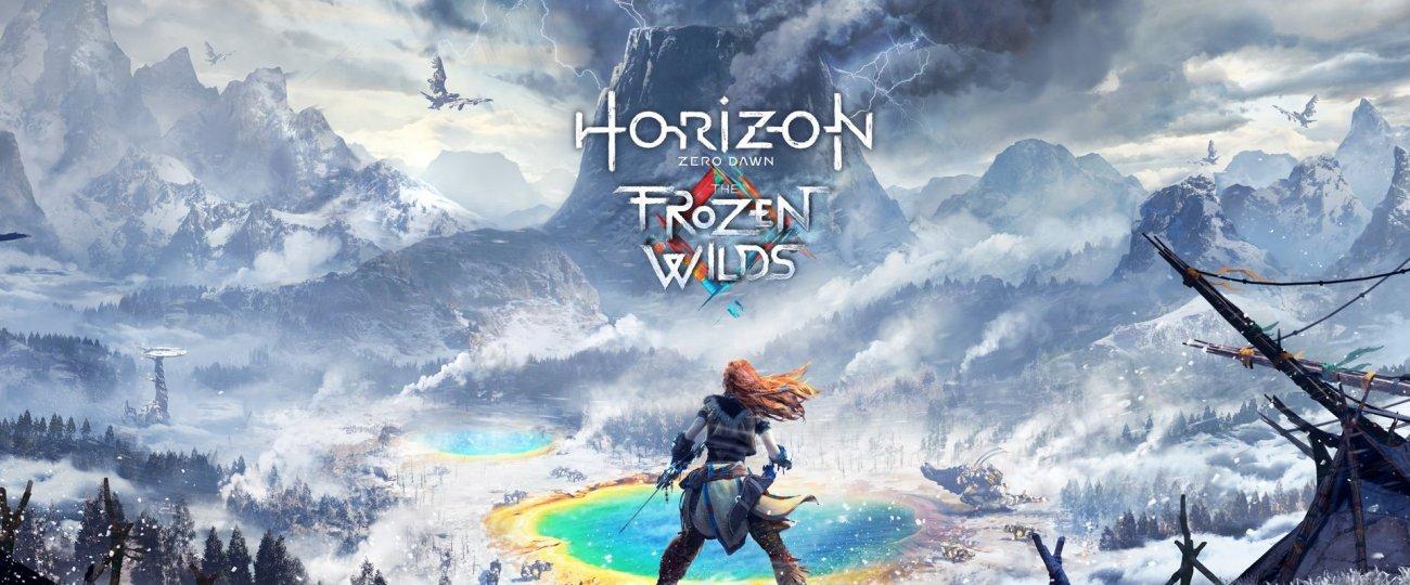 Horizon Zero Dawn : The Frozen Wilds Expansion Arrives on November 7th