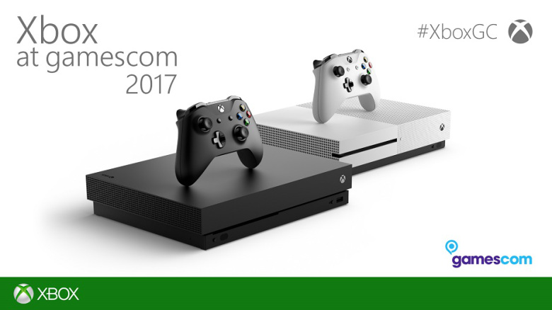 Xbox One X Pre-order Info Coming at Gamescom