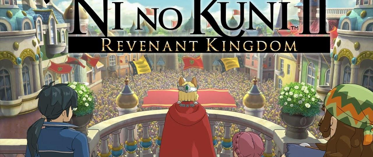 Ni no Kuni 2 : Revenant Kingdom : Gamescom Trailer