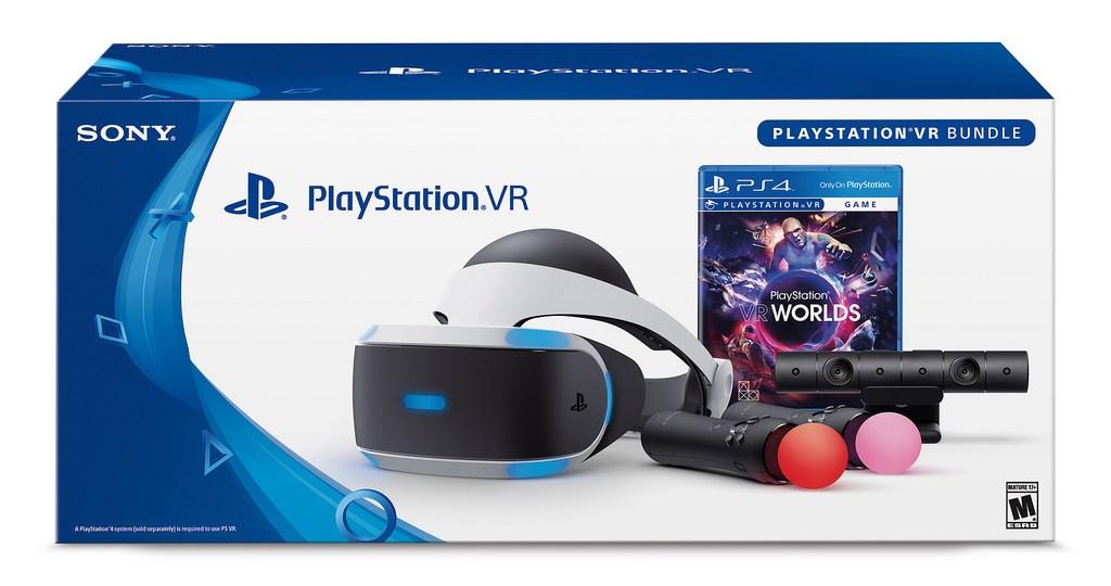 Sony to Offer New PlayStation VR Bundles Beginning September 1st