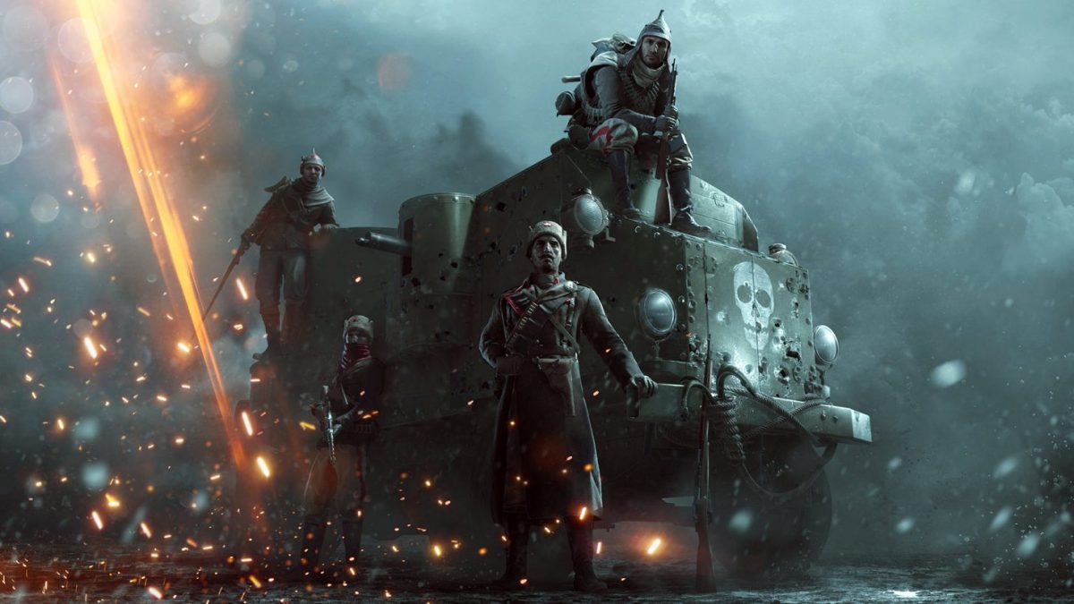 Battlefield 1 : In the Name of the Tsar Expansion Details