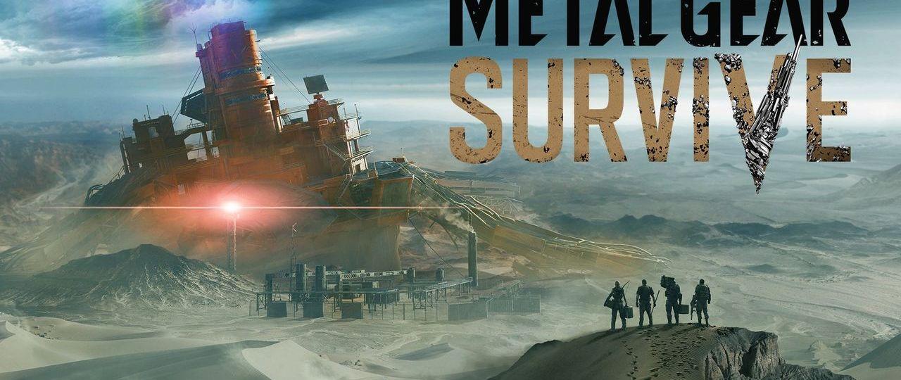 Metal Gear Survive Arriving in February