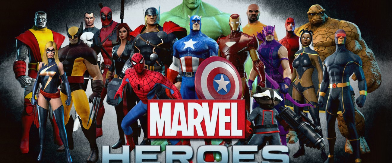 Disney Ends Relationship with Gazillion; Marvel Heroes Shutting Down