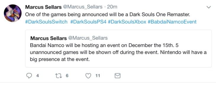 DarkSoulsTweet