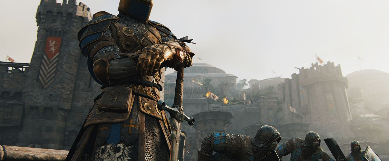 For Honor Receives Xbox One X Update Tomorrow