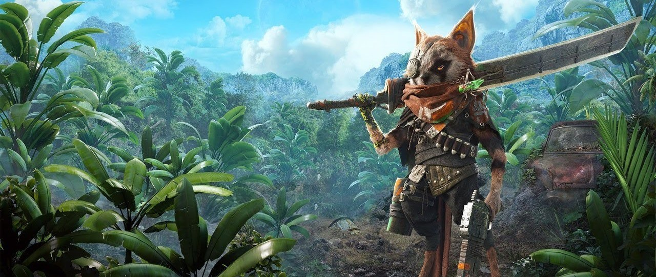 Biomutant : Gameplay Teaser Trailer