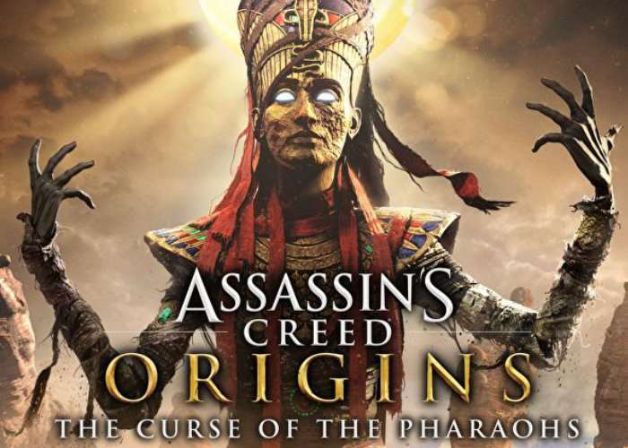 Assassin's Creed Origins : Curse of the Pharaohs Expansion Video