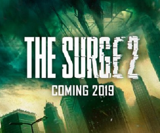 The Surge 2 Announced, Arrives in 2019
