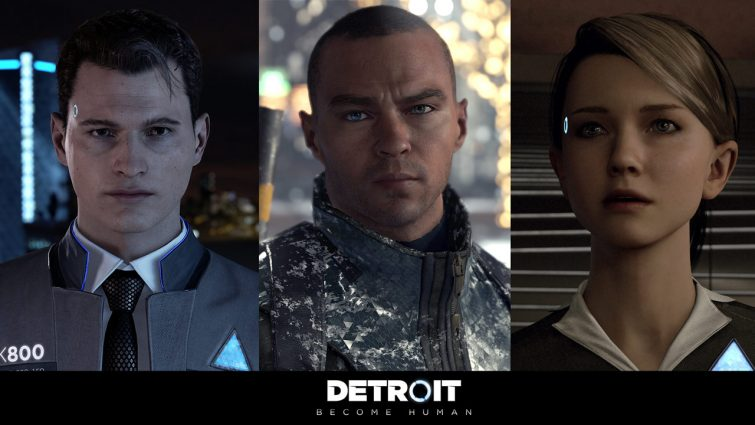 Detroit Become Human : Official Launch Trailer