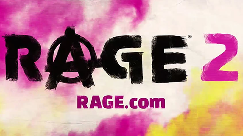 Rage 2 : Official Gameplay Trailer