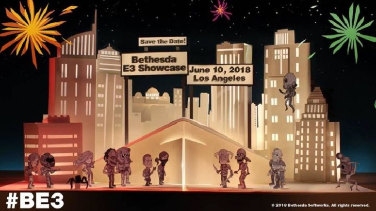 E3 : Bethesda's Showcase : Exciting Content with a Flat Presentation