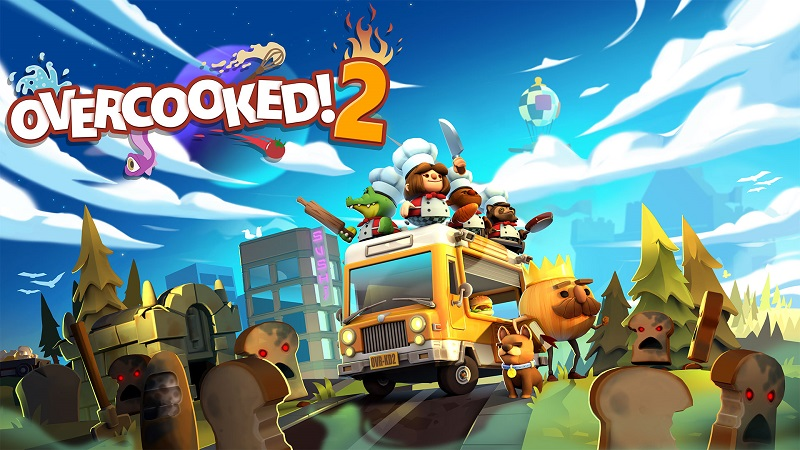 Overcooked 2 : Pre-Order Trailer