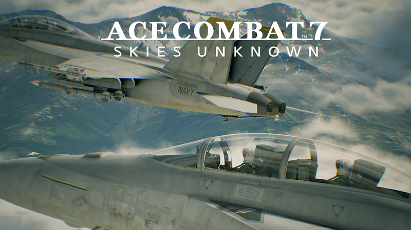 Ace Combat 7 : Skies Unknown Release Date and Gamescom Trailer