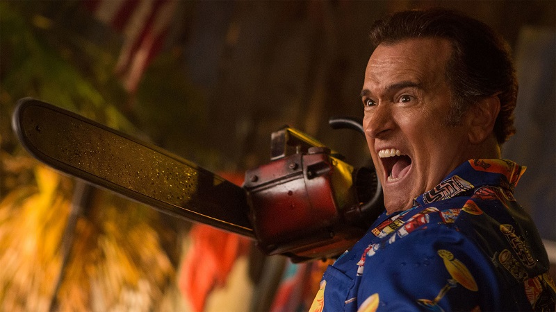 Bruce Campbell to Reprise his Role as Ash in Upcoming Evil Dead Game