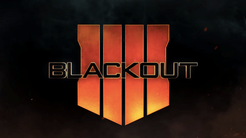 COD Black Ops 4 : Blackout Battle Royale Beta to Begin September 10th