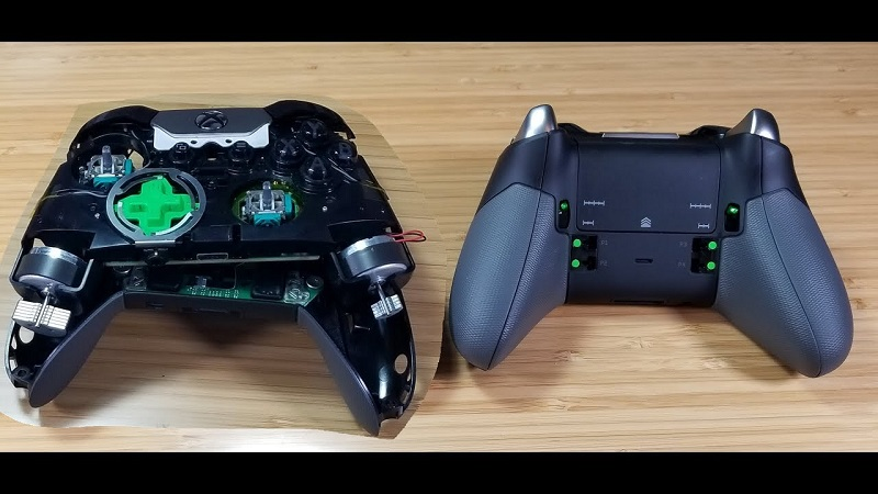 Hardware : Xbox Elite Controller Shell Replacement & Scuf Precision Kit Review