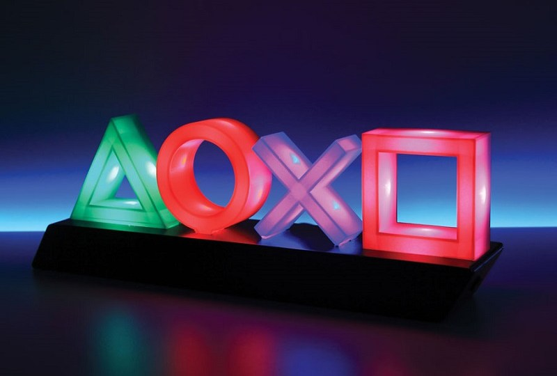 Unboxing : PlayStation Icons Light by Paladone