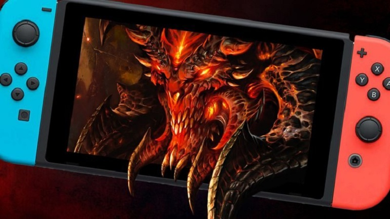 Diablo 3 Eternal Collection Arriving on the Switch this Fall