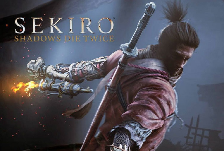 Sekiro Shadows Die Twice : TGS Trailer