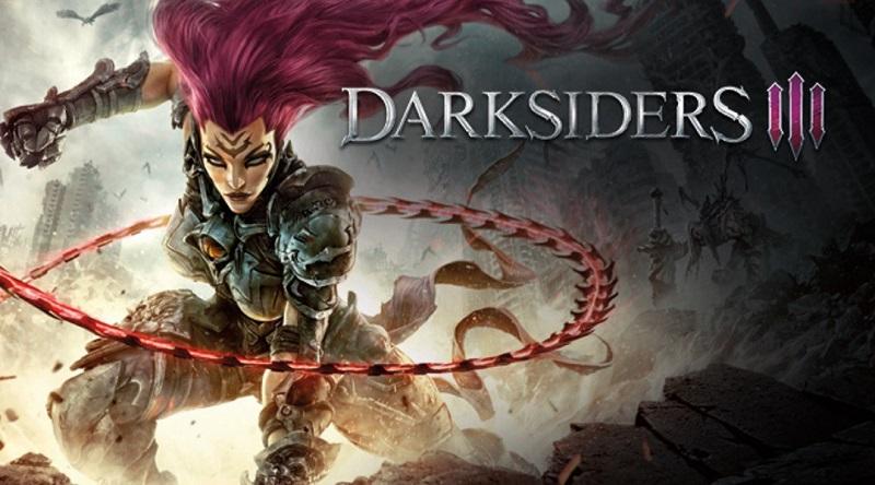 Darksiders 3 : Fury Apocalypse Trailer