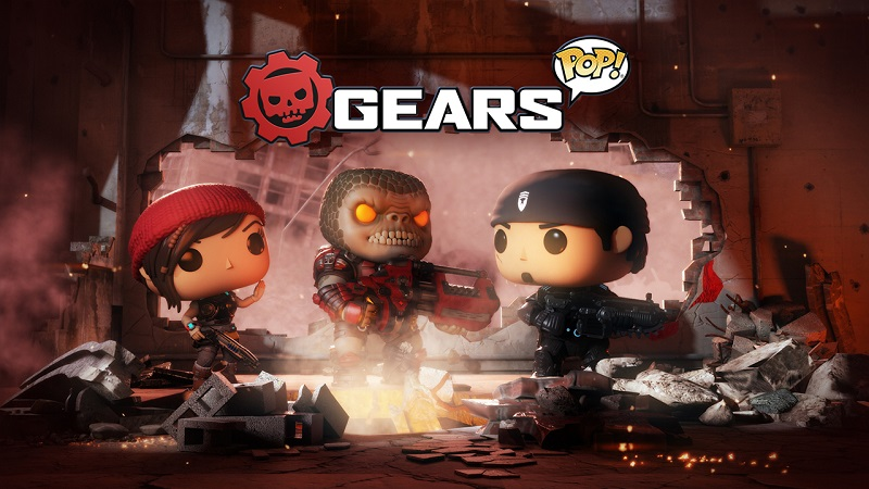 Gears POP! : Exclusive First Look Gameplay and Dev Diary