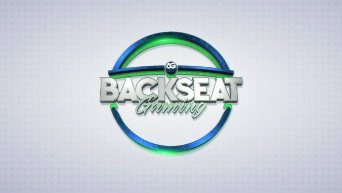 SG Backseat Gaming Logo