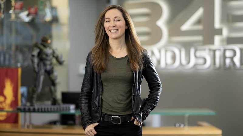 343 Industries' Bonnie Ross to be Inducted into the AIAS Hall of Fame