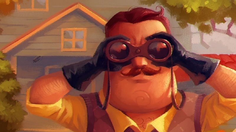 Backseat Gaming : Hello Neighbor Finale