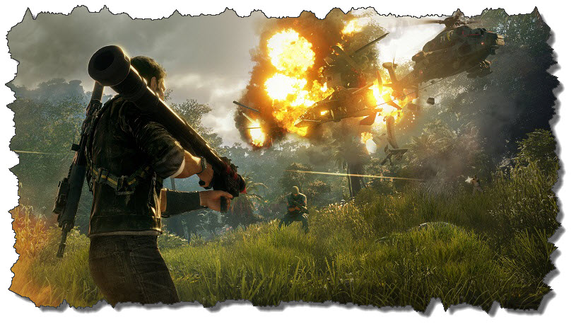 Review : Just Cause 4