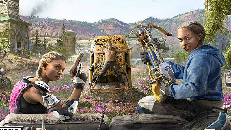 UPDATE : Far Cry New Dawn Leaks, Available February 15th