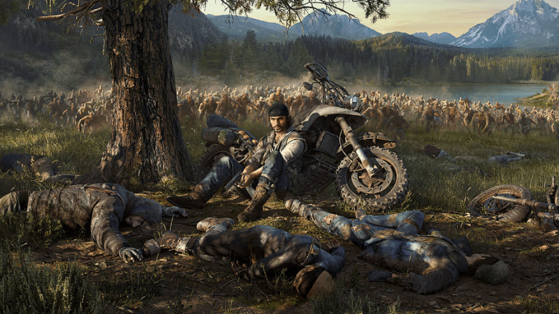 Days Gone : Riding the Broken Road