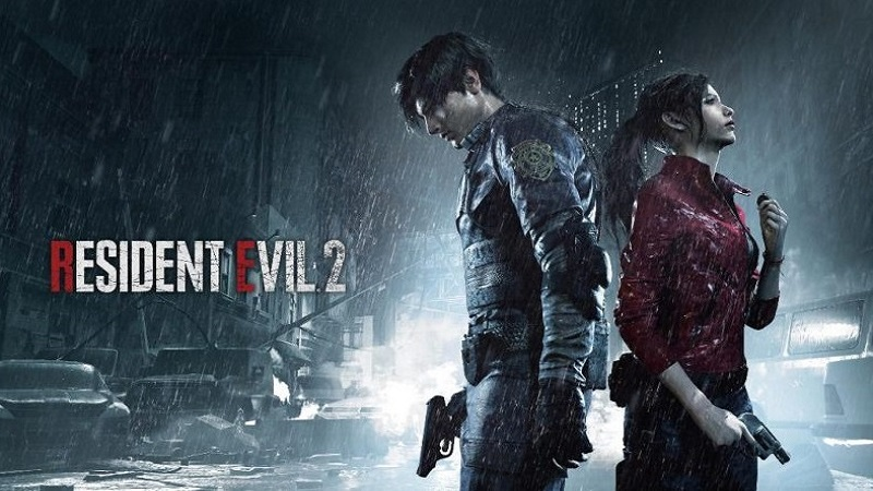 Resident Evil 2 : Launch and Live-Action Trailers