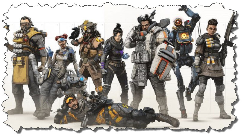 Review : Apex Legends : Make Way for the New Champion