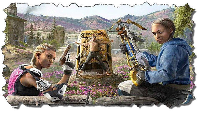 Review : Far Cry New Dawn