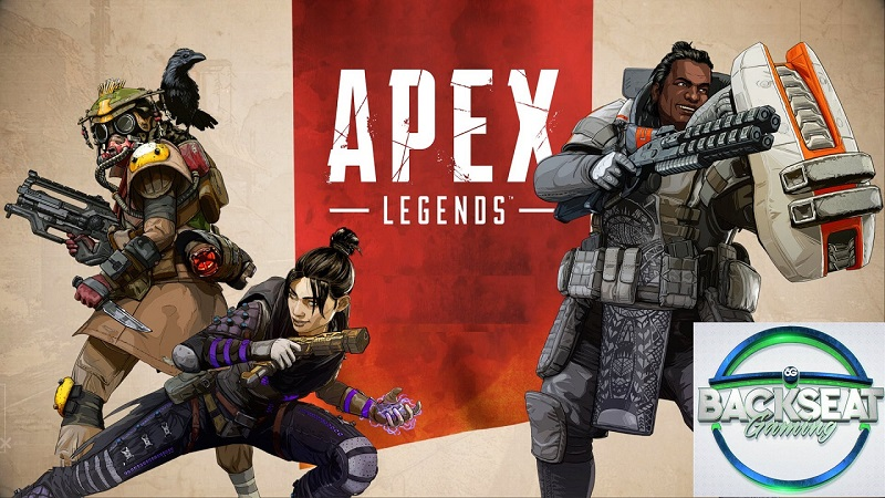 Backseat Gaming : Battle Royale Finale with Apex Legends