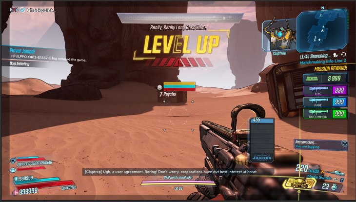 Borderlands 3 Clip and Skill Tree Info Leaks Ahead of May