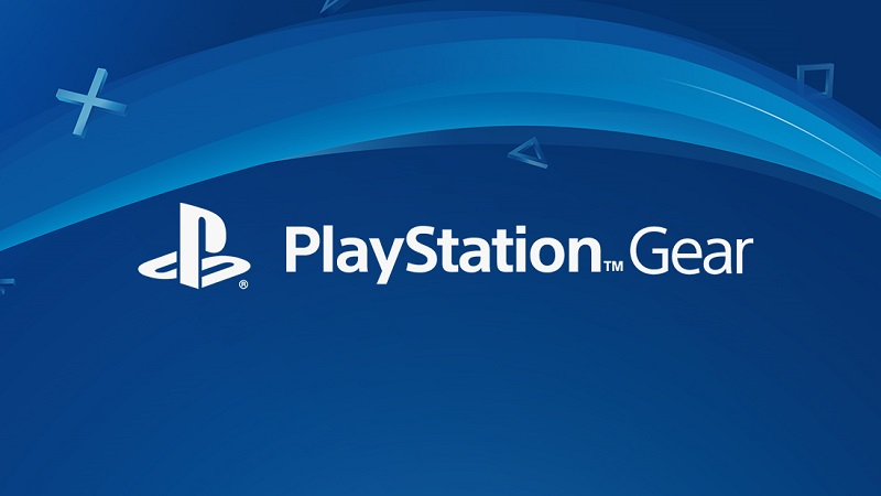 Sony Launches New PlayStation Gear Online Store