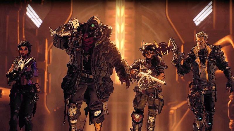 Borderlands 3 : The New Vault Hunters are Homages to