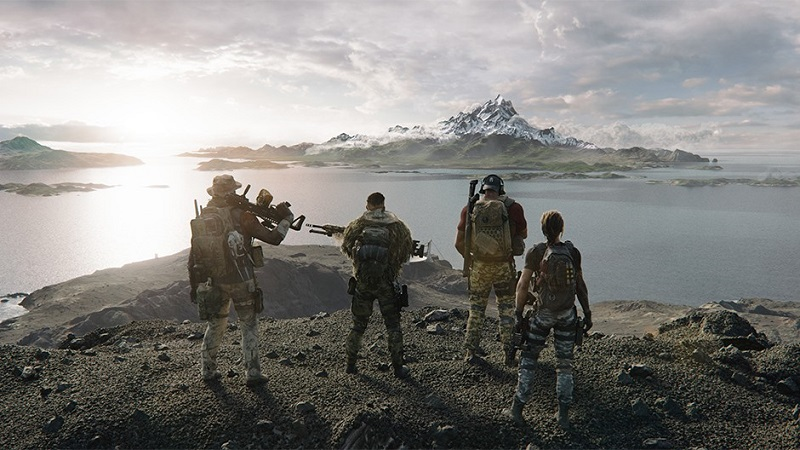 Ghost Recon Breakpoint : Debut Gameplay Info / Video